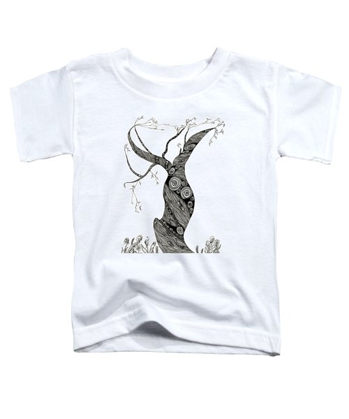 Dancing Tree Toddler T-Shirt