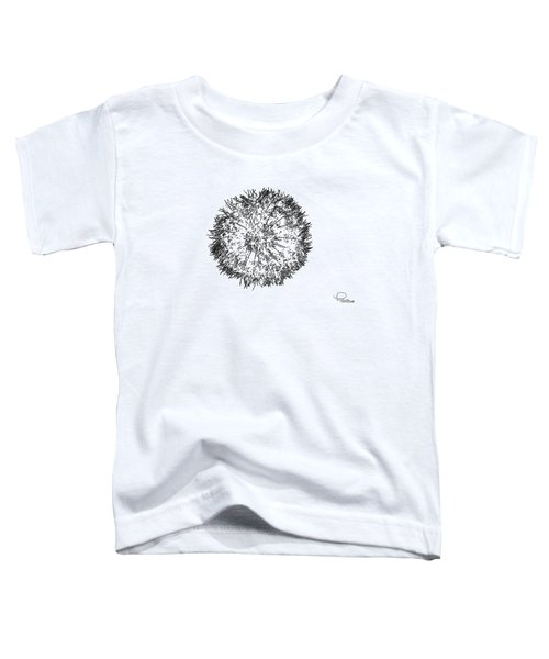 Dandelion Toddler T-Shirt