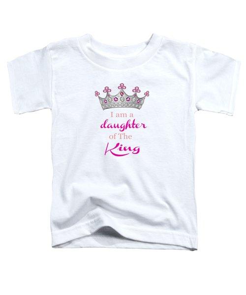 Daughter Of The King Toddler T-Shirt