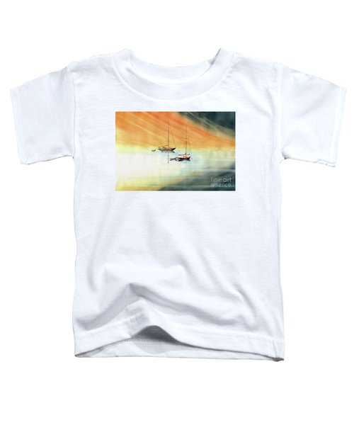 Daylight Fading Toddler T-Shirt