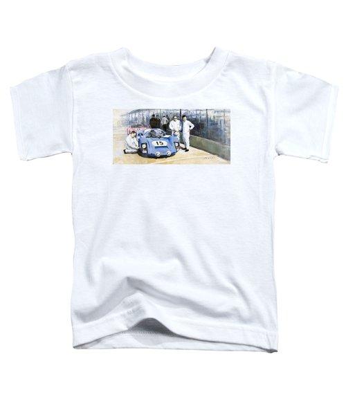 Daytona 1966 Porsche 906 Herrmann-linge Toddler T-Shirt