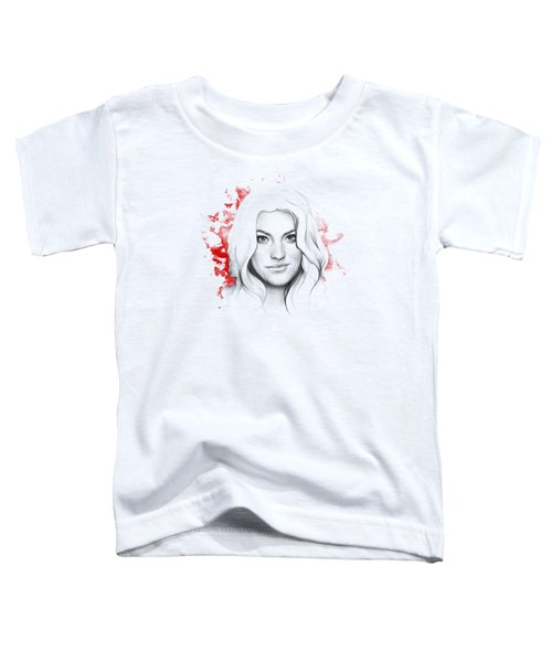 Debra Morgan - Dexter Toddler T-Shirt