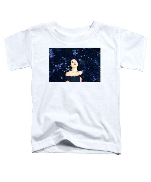 Deepest Blue Toddler T-Shirt