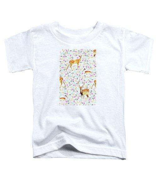 Deers Toddler T-Shirt