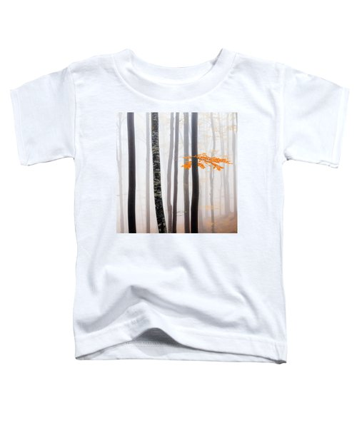 Delicate Forest Toddler T-Shirt