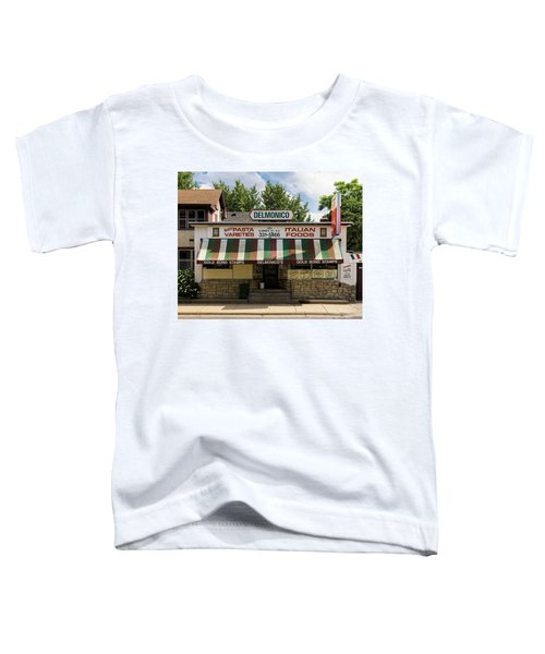 Delmonico's Italian Market Toddler T-Shirt
