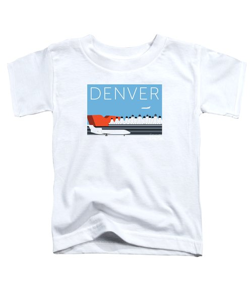 Denver Dia/blue Toddler T-Shirt