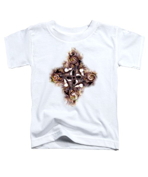 Desert Cross Toddler T-Shirt