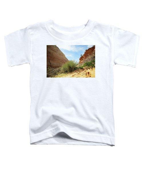 Desert Greenery Toddler T-Shirt