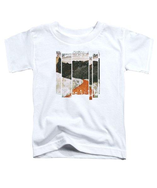 Desert Snow Toddler T-Shirt