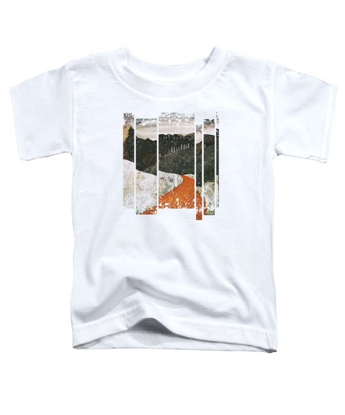 Desert Snow Toddler T-Shirt