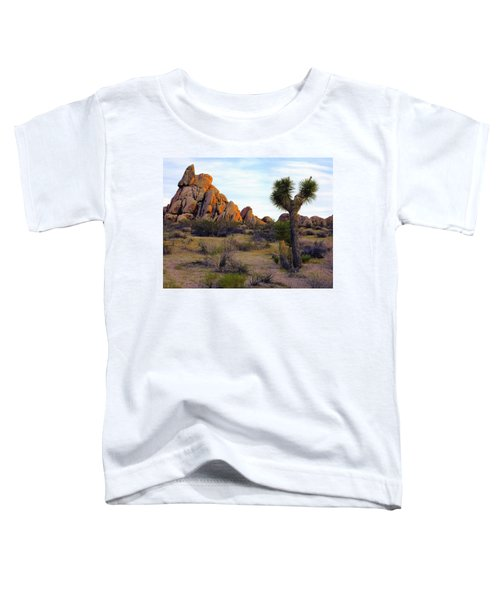 Desert Soft Light Toddler T-Shirt