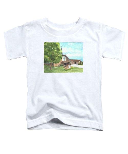 De Soto Baptist Church Toddler T-Shirt