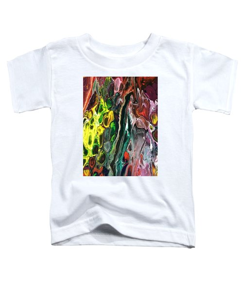 Detail Of Auto Body Paint Technician 5 Toddler T-Shirt