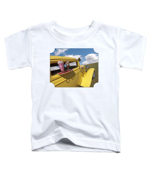 Deuce Coupe At The Drive-in Toddler T-Shirt
