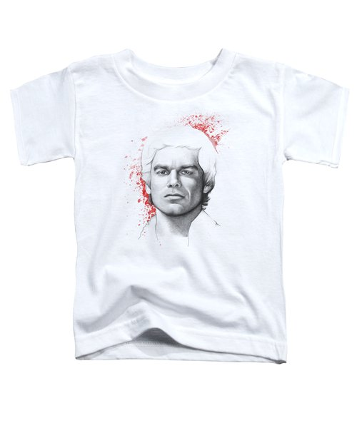 Dexter Morgan Toddler T-Shirt
