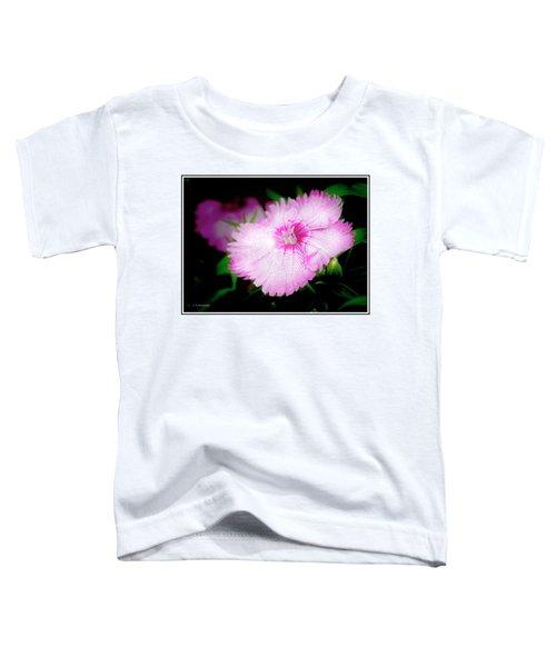 Dianthus Flower Toddler T-Shirt