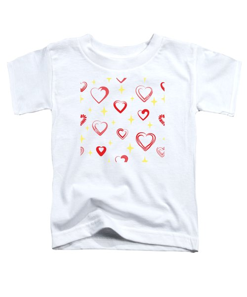 Different Hearts Toddler T-Shirt