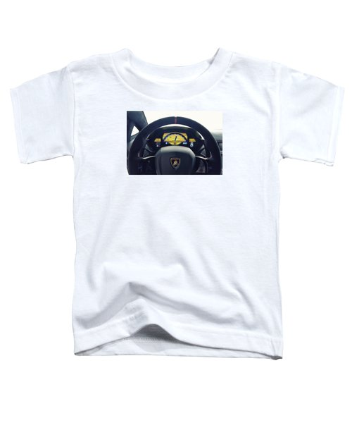 Digital Age Toddler T-Shirt