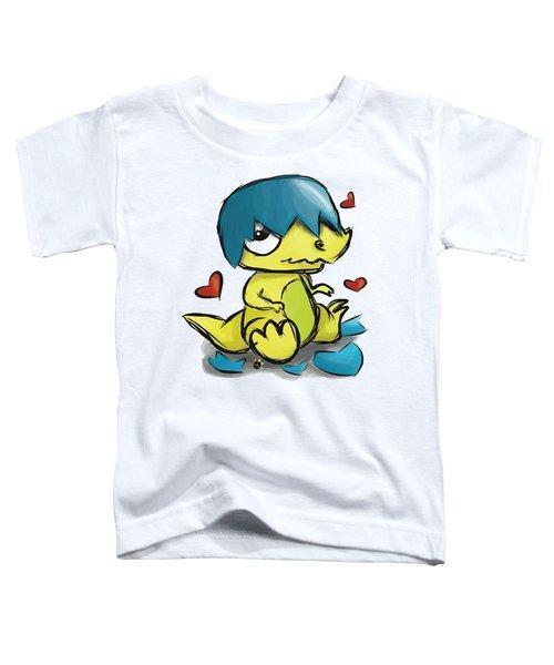 Dino Egg Toddler T-Shirt