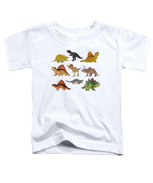 Dino Prehistoric Animals Toddler T-Shirt