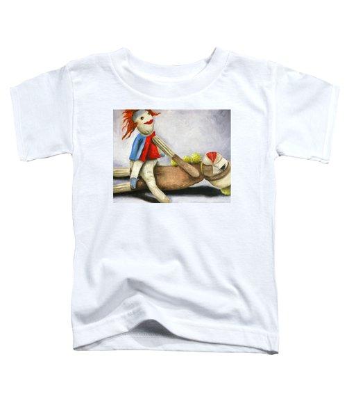 Dirty Socks 2 Still Dirty Toddler T-Shirt
