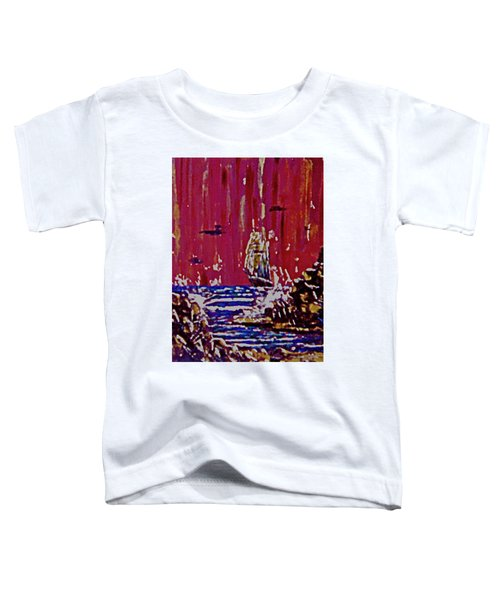 Disaster On The Reef Toddler T-Shirt
