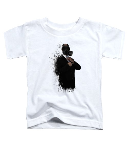 Dissolution Of Man Toddler T-Shirt