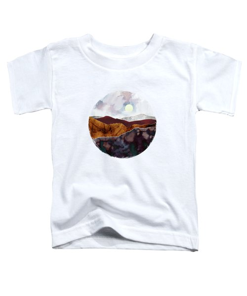 Distant Light Toddler T-Shirt by Katherine Smit