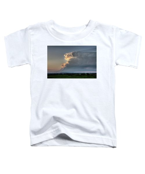 Distant Thunderstorm Toddler T-Shirt