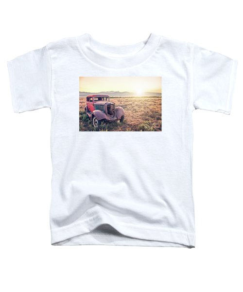 Disused Toddler T-Shirt