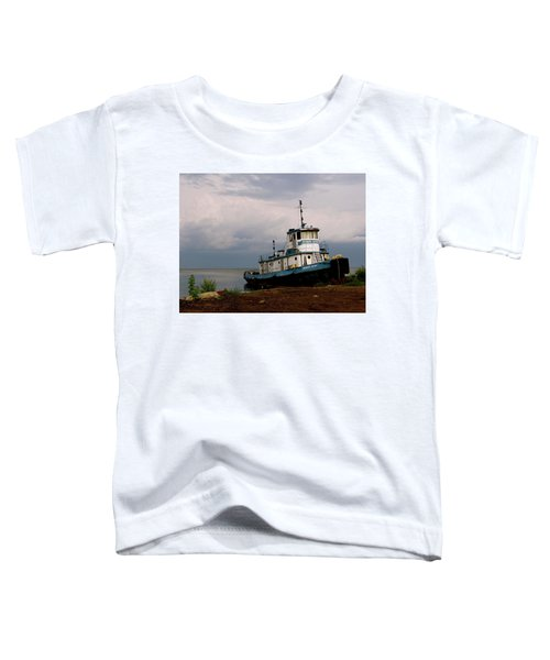 Docked On The Shore Toddler T-Shirt