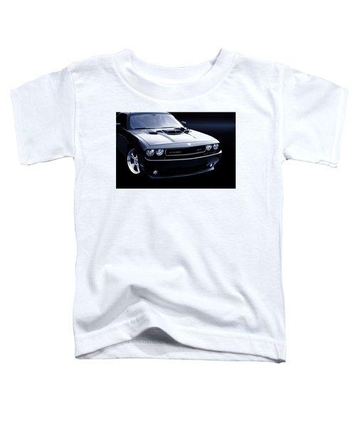 Dodge Challenger Blackbird Sr-71 Toddler T-Shirt