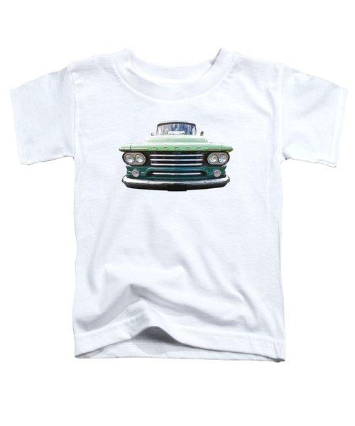 Dodge D100 Sweptside 1958 Toddler T-Shirt
