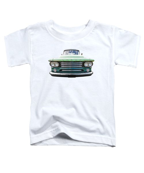 Dodge D100 Sweptside 1958 Toddler T-Shirt