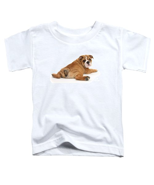 Does My Bum Look Big In This? Toddler T-Shirt