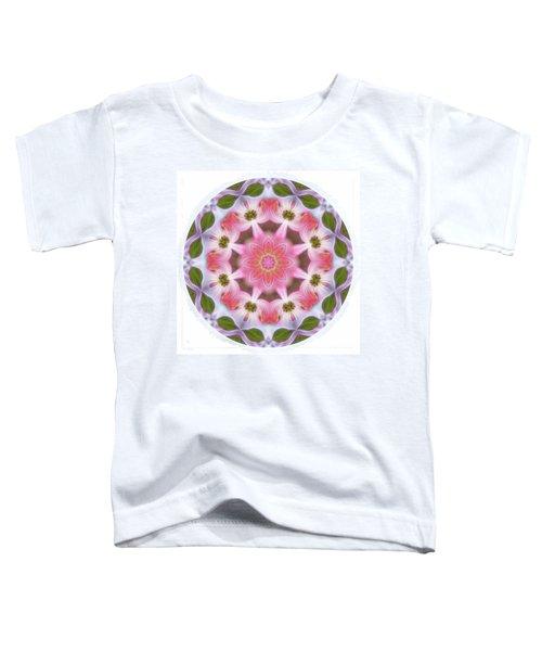 Dogwood Energy Mandala Toddler T-Shirt
