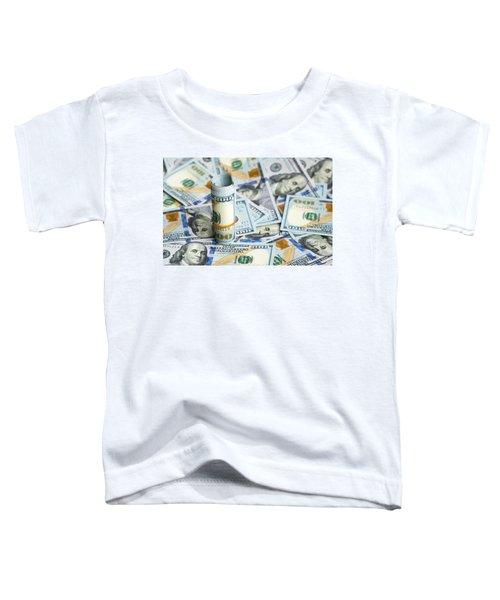 Dollar Toddler T-Shirt