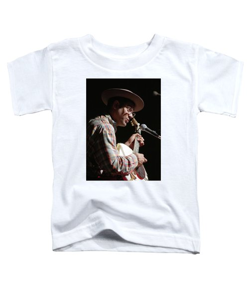 Dom Flemons Toddler T-Shirt