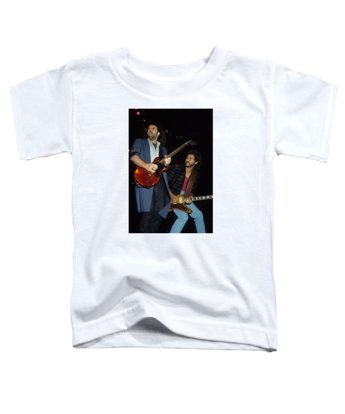 Don Barnes And Jeff Carlisi Of 38 Special Toddler T-Shirt