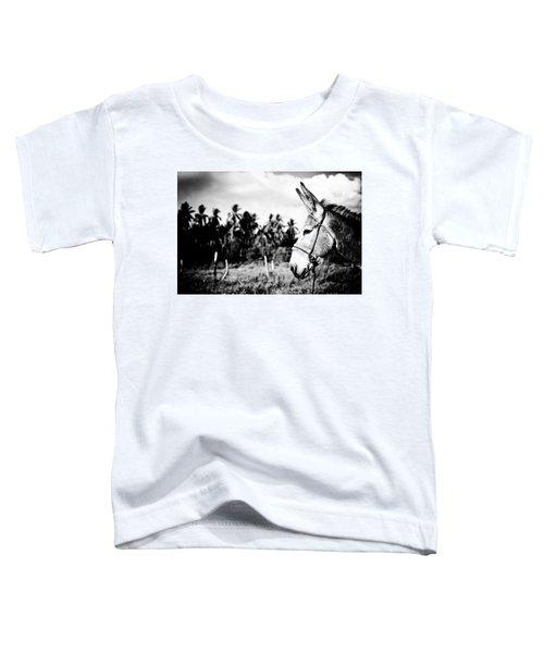 Donkey Toddler T-Shirt