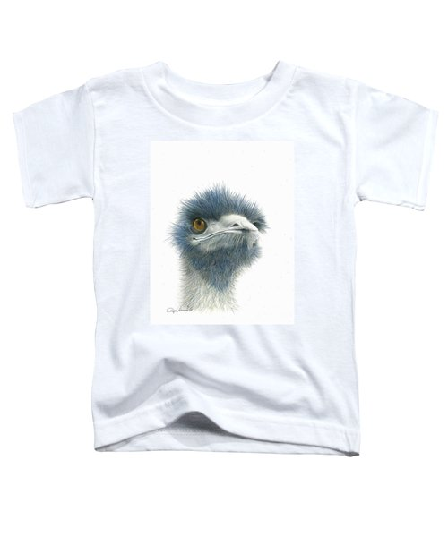 Dont Mess With Emu Toddler T-Shirt
