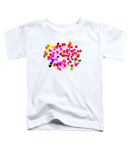 Dotty Hippo No.7 Toddler T-Shirt