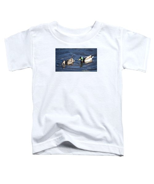 Double Dabblers Toddler T-Shirt