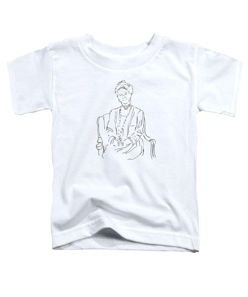 Downton Abbey - The Dowager Countess Toddler T-Shirt