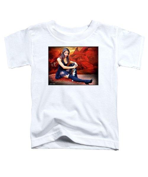 Dragon Dawn Toddler T-Shirt
