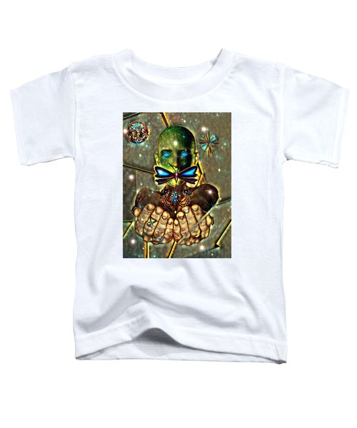 Dragonfly Empath Toddler T-Shirt