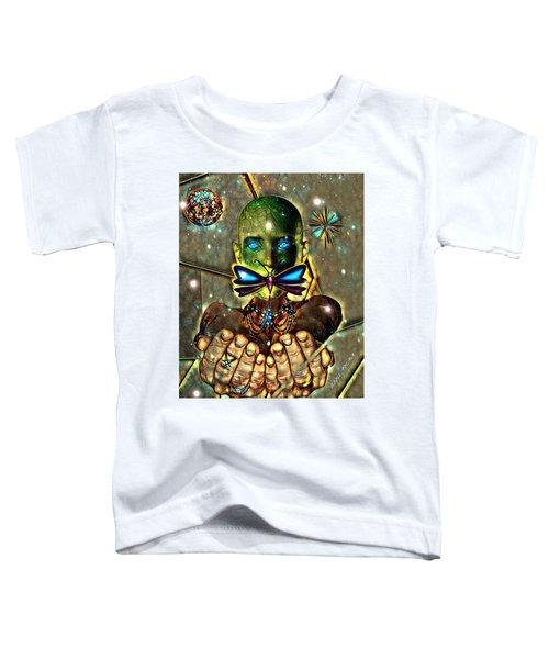 Dragonfly Empath Toddler T-Shirt