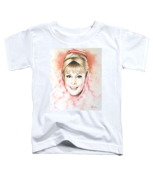 Dream Of Jeannie Toddler T-Shirt