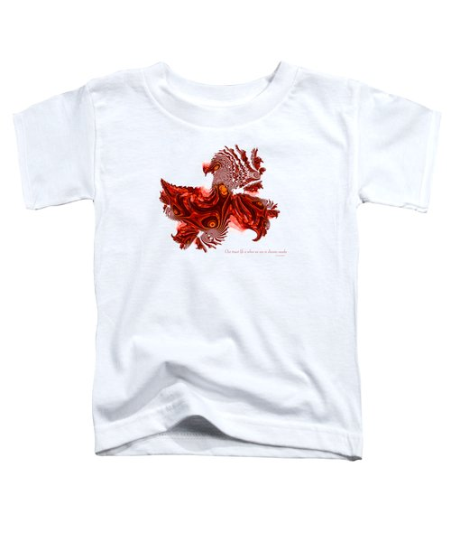 Dreaming Awake Toddler T-Shirt